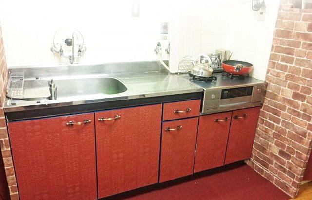 キッチンが可愛くなって、大変気に入っています(hayaka様)
