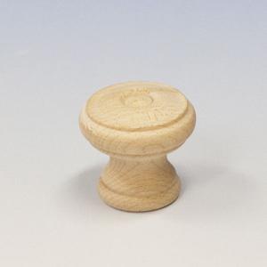 WAKI 木製つまみ TW-317〈生地/木地〉