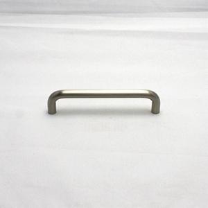 ホワイト丸棒ハンドル VG-044/ビスピッチ55mm