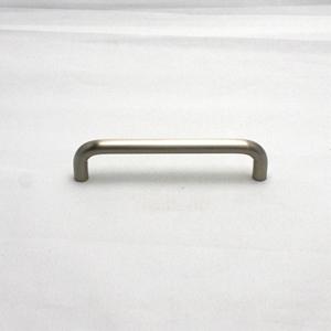 ホワイト丸棒ハンドル VG-045/ビスピッチ60mm