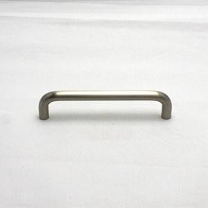 ホワイト丸棒ハンドル VG-046/ビスピッチ73mm
