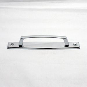 クローム一文字取手 VG-054/ビスピッチ130mm