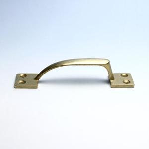フランス取っ手 BH-714 真鍮/ビスピッチ79mm